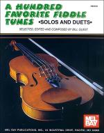 A Hundred Favorite Fiddle Tunes Sheet Music
