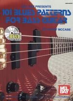 101 Blues Patterns for Bass Guitar Sheet Music