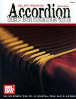 Accordion Music from Around the World Sheet Music