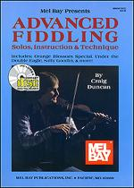 Advanced Fiddling Book/CD Set Sheet Music