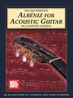 Albeniz for Acoustic Guitar Sheet Music