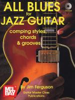 All Blues for Jazz Guitar Book/CD Set Sheet Music