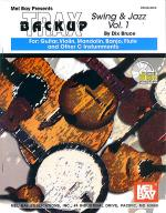 Backup Trax: Swing & Jazz for Guitar, Violin, Mandolin, Banjo, Flute & C Instruments Sheet Music