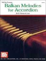 Balkan Melodies for Accordion Sheet Music