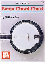 Banjo Chord Chart Sheet Music