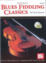Blues Fiddling Classics Book/CD Set Sheet Music