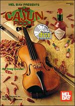 The Cajun Fiddle Book/CD Set Sheet Music