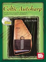 Celtic Autoharp Book/CD Set Sheet Music