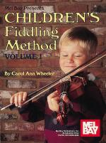 Children's Fiddling Method Volume 1 Sheet Music