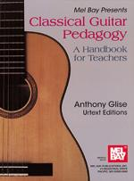 Classical Guitar Pedagogy Sheet Music
