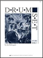 Drum Set - Etudes, Book 1 Sheet Music