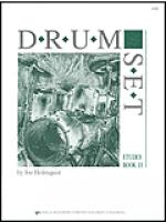 Drum Set - Etudes, Book 2 Sheet Music