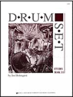 Drum Set - Etudes, Book 3 Sheet Music