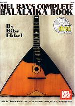 Complete Balalaika Book Book/CD Set Sheet Music