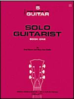Solo Guitarist, Book 1 Sheet Music