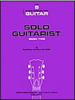 Solo Guitarist, Book 2 Sheet Music