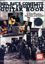 Complete Celtic Fingerstyle Guitar Book/CD Set Sheet Music