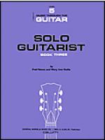 Solo Guitarist, Book 3 Sheet Music