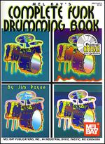 Complete Funk Drumming Book Book/CD Set Sheet Music