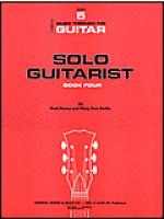 Solo Guitarist, Book 4 Sheet Music