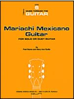 Mariachi Mexicano Guitar Sheet Music