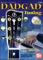 DADGAD Tuning Book/CD Set Sheet Music