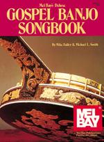 Deluxe Gospel Banjo Songbook Sheet Music