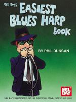 Easiest Blues Harp Book Sheet Music