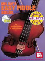 Easy Fiddle Solos Book/CD Set Sheet Music
