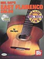 Easy Flamenco Solos Sheet Music
