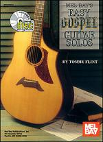 Easy Gospel Guitar Solos Book/CD Set Sheet Music