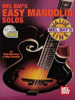 Easy Mandolin Solos Book/CD Set Sheet Music