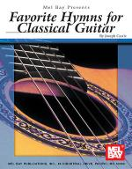 Favorite Hymns for Classical Guitar Sheet Music