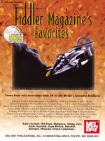 Fiddler Magazine's Favorites Book/2-CD Set Sheet Music