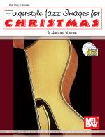 Fingerstyle Jazz Images for Christmas Book/CD Set Sheet Music
