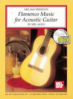 Flamenco Music for Acoustic Guitar Book/CD Set Sheet Music