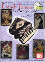 French Tangos for Accordion Book/CD Set Sheet Music