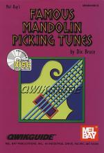 Famous Mandolin Pickin' Tunes - QWIKGUIDE Sheet Music