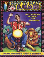 How to Play Djembe Book/CD Set Sheet Music