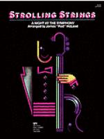 A Night at the Symphony-String Bass Sheet Music