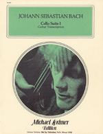 J. S. Bach: Cello Suite 1 (Lorimer) Sheet Music