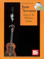 Juan Serrano - King of the Flamenco Guitar Book/CD Set Sheet Music