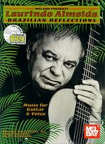 Laurindo Almeida - Brazilian Reflections Book/CD Set Sheet Music