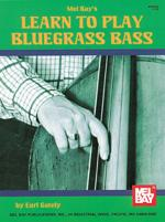 Learn to Play Bluegrass Bass Sheet Music