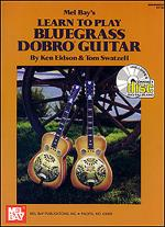 Learn to Play Bluegrass Dobro Guitar Book/CD Set Sheet Music