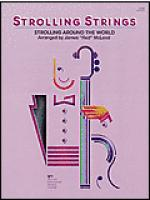 Strolling Around the World-String Bass Sheet Music