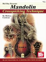 Mandolin Crosspicking Technique Sheet Music