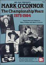 Mark O'Connor - The Championship Years Sheet Music