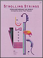 Strolling Around the World-Violin Sheet Music