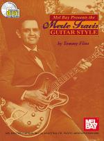 Merle Travis Guitar Style Book/CD Set Sheet Music